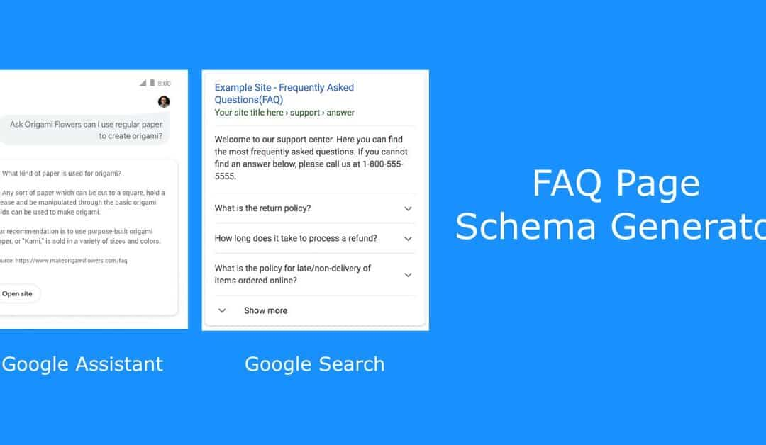 Πώς προσθέτω FAQ schema σε ένα άρθρο