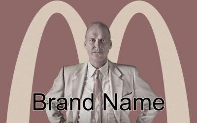 Η αξία του ονόματος για ένα brand [βίντεο]